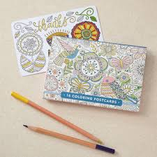 coloring postcards. Brilliant Postcards Coloring Postcards In Current Catalog