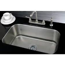 undermount kitchen sinks stainless steel. Single Bowl 30-inch Stainless Steel Undermount Kitchen Sink Sinks B