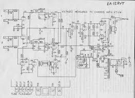 schematics epiphone ea 12rvt