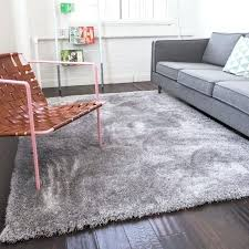 thick area rugs feather super modern grey rug soft canada cotton