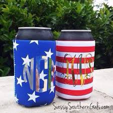 305 best my koozie obsession images on pinterest vinyl crafts Wedding Koozies Lafayette La stars & stripes koozie set on www sassysoutherngals com monogrammed gifts & accessories Personalized Wedding Koozies