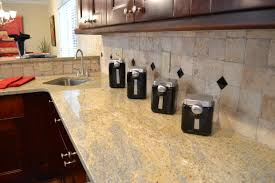 backsplash pictures for granite countertops. New Granite Countertops And Tile Backsplash Pictures For O