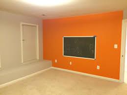 wall paint colors basement photo 8