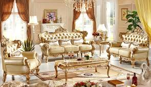 furniture in italian. Italian Living Room Furniture Classic Style Luxury Leather Sofa Set In Dining S