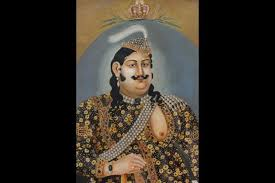 Image result for Indian Kings who wore their hair long