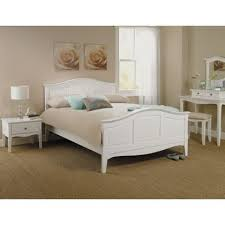 Heart Of House Avignon Kingsize Bed Frame   White. At Homebase    Be  Inspired And Make Your House A Home. Buy Now.