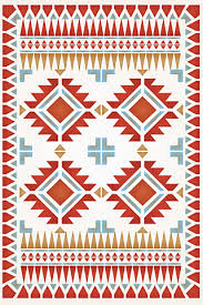 Creativity Navajo Border Designs Above The Four Corners Stencil Is Used On Innovation Design