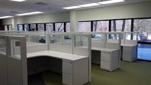 office with cubicles. What To Do With Outdated Office Cubicles O