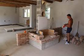 Building A Fireplace The Building Of A Fireplace Rambling Thoughts Of Moon