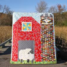 how to design a quilt on graph paper city house studio barn quilt with sheep an original design