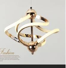 unique lighting fixtures for home. Modern Led Unique Gold Pendant Lighting Fixtures For Home Decor 13 W Lamp