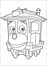 Small Picture Printable Chuggington Coloring Pages Coloring Me