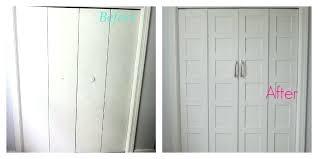 modern bifold closet doors closet doors for modern style bi fold to paneled french door closet