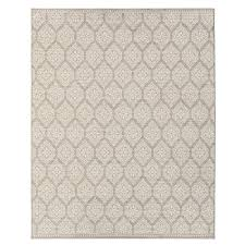 home decorators collection taurus grey cream 5 ft x 7 ft area rug