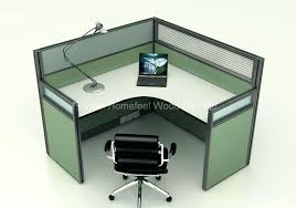 glass top office desk. Charming Frosted Glass Modular Office Single Workstation Furniture Modern New Design Top Desk R