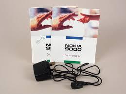 Nokia 9000 Communicator Quick Guide ...