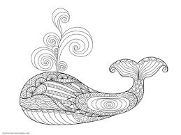 Small Picture Dolphins and Whales Coloring Pages 1111
