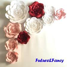 Paper Flower Centerpieces At Wedding Paper Flowers For Wedding Centerpieces Auroravine Com
