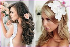 Svatební účesy Pro Dlouhé Vlasy Tekoucí Recenze Fotky