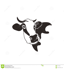 beef cow head silhouette. Exellent Silhouette Download Cow Head Cattle Silhouette Milk Stock Vector  Illustration Of  Food Cattle 94475258 And Beef B