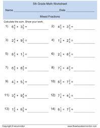 percentages maths is fun math worksheets fractions decimals 123717