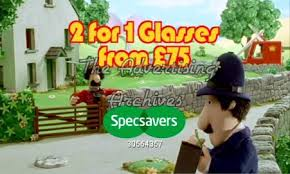 the advertising archives tv advert grab specsavers s tv advert grab specsavers 2000s