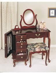Mirror Bedroom Vanity Antique Bedroom Vanity With Mirror