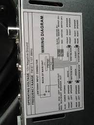 chevy aveo new stereo will not power on car audio forumz a pic of the new stereo s wiring diagram