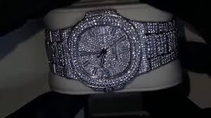 Philippe Watch Nautilus Diamonds Men's Luxury Automatic Box - Youtube amp; New Patek Papers