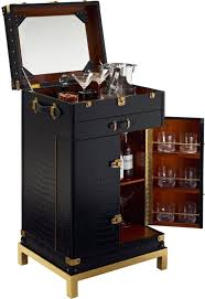 bar trunk furniture. the one fifth trunk bar from ralph lauren home on display at furniture h