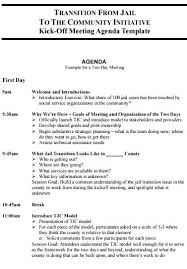 Professional Meeting Agenda Template Free – Jewishhistory.info