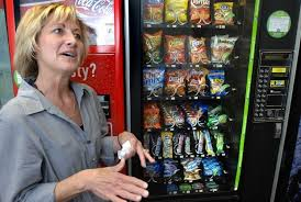 Healthy Choice Vending Machines Awesome Vending Machines Offer Healthier Food Options Health Pantagraph