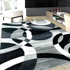 black white grey area rugs modern black and white area rugs black grey white area rugs