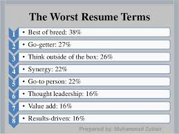 What To Say On Your Resume Tomyumtumweb Com