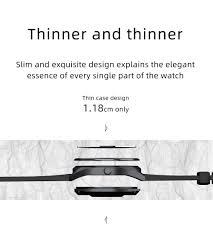 MINH KINGWEAR KW33 IP68 Chống Thấm Nước Đồng Hồ Thông Minh Nam Vòng Tay 15  Ngày Làm Việc Thời Gian Pin 340mAh Đồng Hồ Thông Minh Smartwatch Bluetooth  IOS Android Ban Nhạc