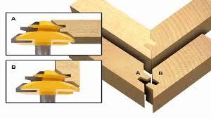 lock miter router bit. yonico 15127 medium lock miter router bit with 45 degree 34 inch stock 12 i