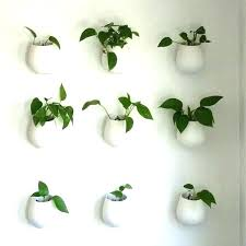 ceramic wall planters interior ceramic wall planters set white outstanding outdoor west elm planter quirky small