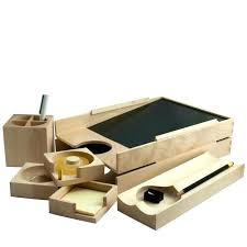 modern office desk accessories. office desk accessories set modern depot organizer