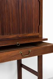 Cabinet Of Denmark Ole Wanscher Cabinet In Mahogany By Aj Iversen At Studio