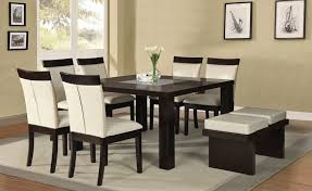 Square Dining Table For 6