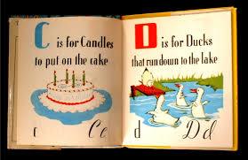 abc an alphabet book in rhyme