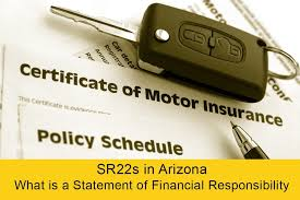 Sr22 In Arizona And When Do I Need One Law Offices Of Shawn B