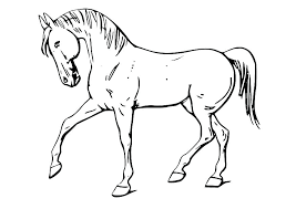 spirit horse coloring pages horses to print and color es awesome printable f