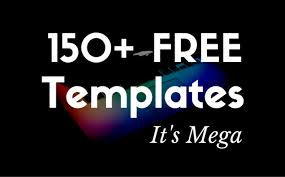 150 Best Free Responsive Html5 Bootstrap Template Of