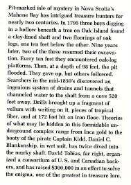 national geographic undersea treasures oak island treasure scan0001 1 scan0003 scan0005