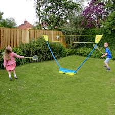 Image result for badminton  in the yard pictures