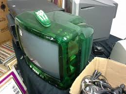 See Thru Tv 252 Cool See Thru Green Tv With Matching Remote Seen At Flickr