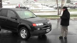 Used 2004 Saturn VUE 4wd for sale at Honda Cars of Bellevue...an ...
