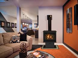 existing fireplace or chimney
