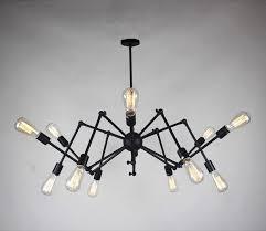 industrial lighting diy. Best Of DIY Industrial Chandelier Unconventional Handmade Lighting Designs You Can Diy